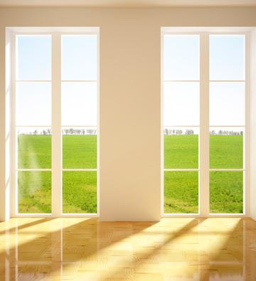 Красивые окна для мансарда